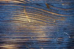 Textuur van brand-behandeld hout stock afbeeldingen