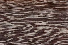 Textuur van bruin hout met witte aders, hoge resolutiefoto royalty-vrije stock foto