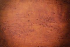 Textuur van bruine houten Stock Foto