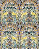 textuur van ceranic Stock Fotografie