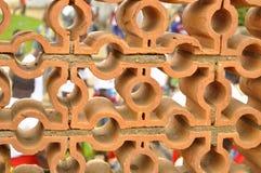 Textuur van claustra stock afbeeldingen