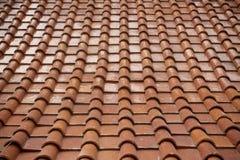 Textuur van dak Royalty-vrije Stock Afbeelding