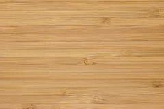 Textuur van de achtergrond van de bamboeraad Royalty-vrije Stock Foto's