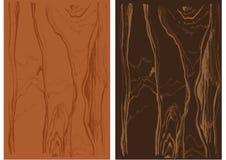 Textuur van de boomachtergrond Stock Foto's