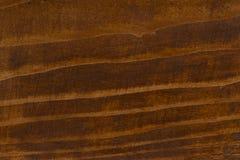 Textuur van de bruine houten achtergrond stock foto