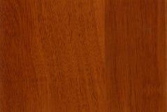 Textuur van de de close-up de houten Okkernoot van HK royalty-vrije stock afbeelding