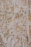 Textuur van de decoratieve gipspleistermuur als achtergrond Schorsbiet royalty-vrije stock afbeeldingen