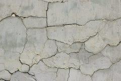 Textuur van de gepleisterde muur Stock Foto