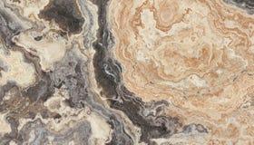 Textuur van de gouden-Mocca de marmeren Tegel Royalty-vrije Stock Afbeelding
