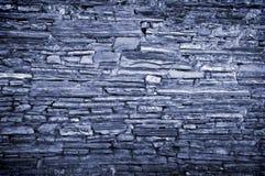 Textuur van de Grunge de stenen gestenigde muur Royalty-vrije Stock Foto
