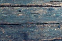 Textuur van de hout de bruine houten plank, muur industriële achtergrond Stock Foto