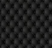 Textuur van de leerstoffering stock illustratie