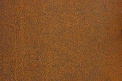 Textuur van de muurachtergrond van het grungemetaal Royalty-vrije Stock Foto's