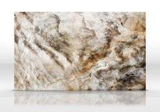 Textuur van de onyx de marmeren Tegel stock illustratie