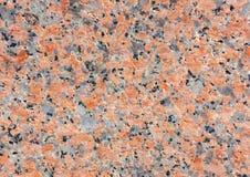 Textuur van de oppervlakte van natuursteen - koraal grijs graniet Steenpatroon, achtergrond - foto, beeld royalty-vrije stock foto