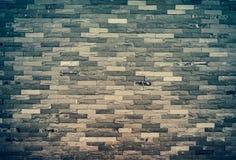 Textuur van de oude achtergrond van de grungebakstenen muur Dwarsproces en v Royalty-vrije Stock Afbeelding