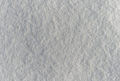 Textuur van de sneeuw Stock Foto
