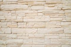 Textuur van de steenmuur Stock Fotografie