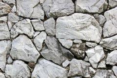 Textuur van de steenmuur Royalty-vrije Stock Afbeeldingen