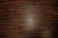 Textuur van de stoffen de oude donkere houten plaque Stock Foto