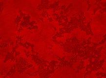 Textuur van de terracotta de naadloze steen Rode Venetiaanse pleister achtergrond naadloze steen grunge textuur Bloedige rode Ita Royalty-vrije Stock Foto's