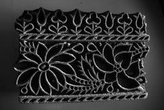 Textuur van de zegel voor stof Royalty-vrije Stock Afbeelding