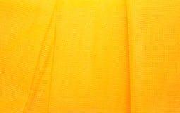 Textuur van doek als achtergrond Stock Afbeelding