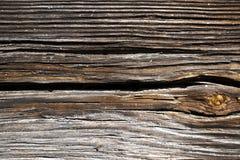 Textuur van donker hout Natuurlijke achtergrond Stock Afbeeldingen