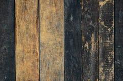 Textuur van doorstane houten raad stock afbeelding