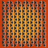 Textuur van driehoeken stock illustratie