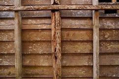 Textuur van echt hout Royalty-vrije Stock Foto