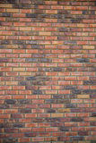 Textuur van een bakstenen muur Royalty-vrije Stock Afbeelding