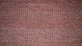 Textuur van een bakstenen muur Stock Fotografie