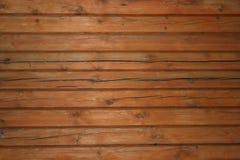 Textuur van een blokhuis Stock Fotografie
