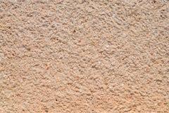 Textuur van een concrete verfraaide muur Royalty-vrije Stock Foto's