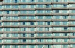 Textuur van een gebouw in openlucht Stock Afbeeldingen