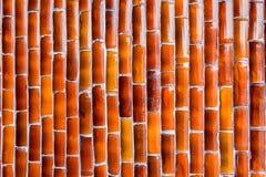 Textuur van een Glasmuur stock fotografie