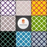 Textuur van een krat aan de vorm van een ruit c door r Royalty-vrije Stock Afbeeldingen