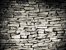 textuur van een muur stock illustratie