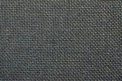 Textuur van een oppervlakte van synthetische draden Stock Foto
