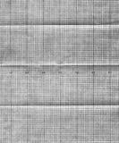 Textuur van een oud millimeterpapier Stock Afbeeldingen