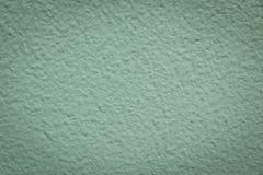 Textuur van een oude Groene Muur royalty-vrije stock foto