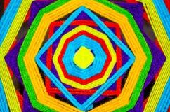 Textuur van een romboid Stock Afbeeldingen
