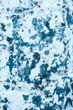 Textuur van gepelde bevlekte verf Royalty-vrije Stock Fotografie
