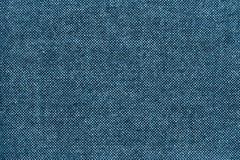 Textuur van geruite stof met blauwe vlekken Royalty-vrije Stock Afbeeldingen