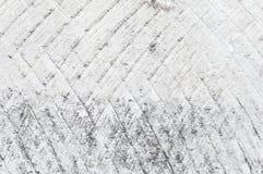 Textuur van gestructureerde concrete scherpe krassen en ongelijkheid Stock Fotografie