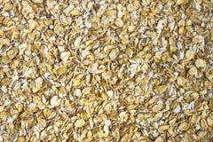 Textuur van graangewassenvlokken royalty-vrije stock afbeeldingen