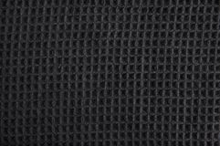 Textuur van grijze cellenplaid Stock Foto