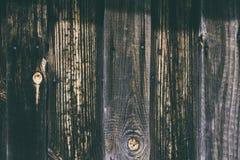 Textuur van grijze houten omheining Grijze houten plankenachtergrond stock foto