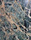 Textuur van Groene Marmeren steenachtergrond Stock Afbeelding